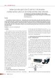 Đánh giá hiệu quả của tổ hợp ức chế ăn mòn - Chống đóng cặn cho hệ thống đường ống dẫn dầu