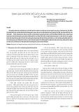 Định giá khí trên thế giới và xu hướng định giá khí tại Việt Nam