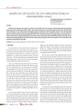 Nghiên cứu chế tạo xúc tác xử lý Mercaptan trong khí thiên nhiên bằng Hydro