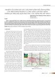 Nghiên cứu đánh giá các giải pháp giảm thiểu ảnh hưởng của hiện tượng ngưng tụ lỏng vùng cận đáy giếng nhằm gia tăng hiệu quả khai thác các giếng mỏ Hải Thạch