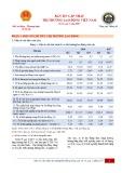 Bản tin Cập nhật thị trường lao động Việt Nam Số 14, quý 2 năm 2017