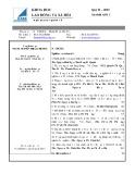 Bản tin Khoa học số 43