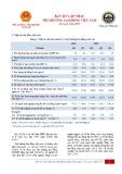 Bản tin Cập nhật thị trường lao động số 08, quý 4 năm 2015