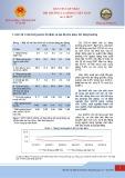 Bản tin Cập nhật thị trường lao động số 03, quý 3 năm 2014