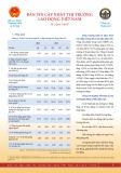 Bản tin Cập nhật thị trường lao động số 01, quý 1 năm 2014