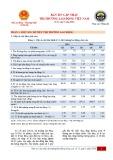 Bản tin Cập nhật thị trường lao động số 11, quý 3 năm 2016