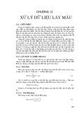 Bài giảng Xử lý ảnh - Chương 12: Xử lý dữ liệu lấy mẫu