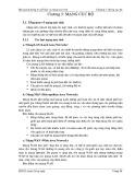 Bài giảng Thông tin dữ liệu và mạng máy tính - Chương 5: Mạng cụ bộ