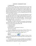 Bài giảng Tin học ứng dụng - Chương 3: MicroSoft Excel