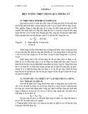 Bài giảng Cơ sở cắt gọt kim loại - Chương 5: Hiện tượng nhiệt trong quá trình cắt