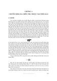 Mô hình số trong động lực biển - Chương 4: Chuyển động ba chiều phụ thuộc vào thời gian