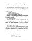 Bài giảng Cơ sở cắt gọt kim loại - Chương 8: Các biện pháp cải thiện điều kiện cắt gọt