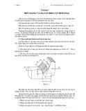 Bài giảng Cơ sở cắt gọt kim loại - Chương 3: Biến dạng và ma sát khi cắt kim loại