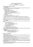 Bài giảng Khai thác cầu đường - Chương 1: Công tác khai thác, bảo quản và sửa chữa cầu