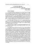Về Logic học hiện đại và giảng dạy Logic học ở Việt Nam
