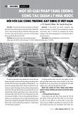 Một số giải pháp tăng cường công tác quản lý nhà nước đối với các công trường xây dựng ở Việt Nam