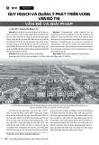Quy hoạch và quản lý phát triển vùng ven đô thị vấn đề và giải pháp