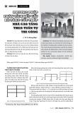 Phương pháp phân tích kết cấu bê tông cốt thép nhà cao tầng theo tuần tự thi công