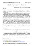 Đặc điểm điều trị bệnh nhi bị sốc phản vệ tại Bệnh viện Nhi Đồng 1
