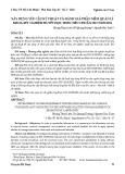 Xây dựng yêu cầu kỹ thuật và đánh giá phần mềm quản lý khoa xét nghiệm huyết học theo tiêu chuẩn ISO 15189:2012