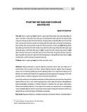 Từ ngữ tình thái trong hành vi ngôn ngữ nịnh tiếng Việt
