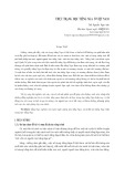 Thực trạng học tiếng Nga ở Việt Nam