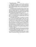 Tóm tắt Luận án tiến sĩ Kỹ thuật: Nghiên cứu phương pháp hướng đối tượng trong phân tích và thiết kế điều khiển chuyển động cho thiết bị tự hành AUV/ASV với chuẩn SysMLModelica và Automate lai