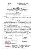 Nghị quyết 63/2019/NQ-CP