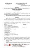 Quyết định số 358/2019/QĐ-TTg