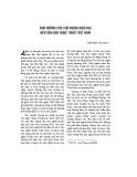 Ảnh hưởng của chủ nghĩa hiện đại đến văn học Việt Nam
