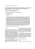 Biến đổi hình thái trong phát sinh phôi soma thông qua nuôi cấy mô sẹo Tam thất hoang (Panax stipuleanatus H.T.Tsai et K.M.Feng)