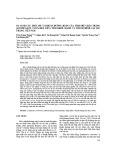 So sánh cấu trúc hệ vi khuẩn đường ruột của tôm thẻ chân trắng (Litopenaeus vannamei) giữa tôm khoẻ mạnh và tôm bị bệnh tại Sóc Trăng, Việt Nam
