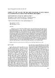 Nghiên cứu chế tạo que thử phát hiện nhanh độc tố ruột nhóm B của Staphylococcus aureus ở quy mô phòng thí nghiệm