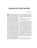 Văn hóa và các lý thuyết phát triển
