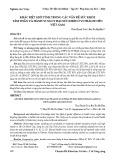 Khác biệt giới tính trong các vấn đề sức khỏe tâm thần và hành vi nguy hại sức khỏe ở vị thành niên Việt Nam
