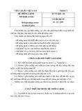 Tiêu chuẩn Việt Nam TCVN 4206:1989