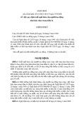 Nghị định Số 61/2001/NĐ-CP của Chính phủ ngày 07/9/200l về việc quy định tuổi nghỉ hưu của người lao động khai thác than trong hầm lò.