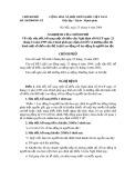 Nghị định Số 116/2004/NĐ-CP của Chính phủ về việc sửa đổi, bổ sung một số điều của Nghị định số 81/CP ngày 23 tháng 11 năm 1995 của Chính phủ quy định chi tiết và hướng dẫn thi hành một số điều của Bộ Luật Lao động về lao động là người tàn tật.