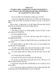 Thông tư số 23/LĐTBXH-TT của Bộ Lao động - Thương binh và Xã hội ngày 18 tháng 11 năm 1996 hướng dẫn thực hiện chế độ thống kê,  báo cáo định kỳ về tai nạn lao động