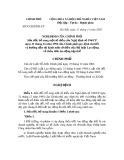 Nghị định Số 93/2002NĐ-CP của Chính phủ Sửa đổi, bổ sung một số điều của Nghị định số 196/CP ngày 31 tháng 12 năm 1994 của Chính phủ quy định chi tiết và hướng dẫn thi hành một số điều của Bộ luật Lao động về thỏa ước lao động tập thể