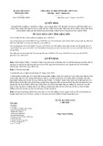 Quyết định số 13/2019/QĐ-UBND tỉnh Lạng Sơn