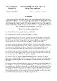 Quyết định số 22/2019/QĐ-UBND tỉnh Hà Tĩnh