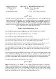 Quyết định số 08/2019/QĐ-UBND tỉnh Lai Châu