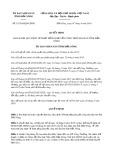 Quyết định số 15/2019/QĐ-UBND tỉnh Đắk Nông