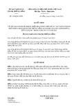 Quyết định số 1950/2019/QĐ-UBND TP ĐàNẵng
