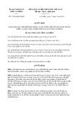 Quyết định số 27/2019/QĐ-UBND tỉnh Cao Bằng
