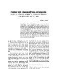 Phương thức công nghiệp hoá, hiện đại hoá trong tư tưởng Hồ Chí Minh và trong các văn kiện của Đảng Cộng sản Việt Nam