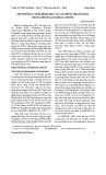 Dịch tễ học, sinh bệnh học và cơ chế di truyền học trong bệnh lao kháng thuốc