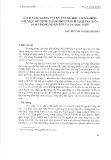 Sách giáo khoa Vật lý trung học cơ sở (mới) với việc sử dụng thí nghiệm nhằm tích cực hoá hoạt động nhận thức của học sinh