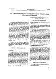 Khả năng diệt nấm phồng lá chè (Exobasdidium Vexans Massee) của Chitosan chiếu xạ